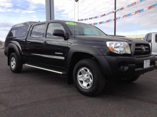 2008 toyota tacoma crew cab pickup long bed for sale in delta colorado classified. Black Bedroom Furniture Sets. Home Design Ideas