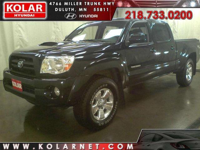 2008 toyota tacoma double cab for sale in duluth minnesota classified. Black Bedroom Furniture Sets. Home Design Ideas