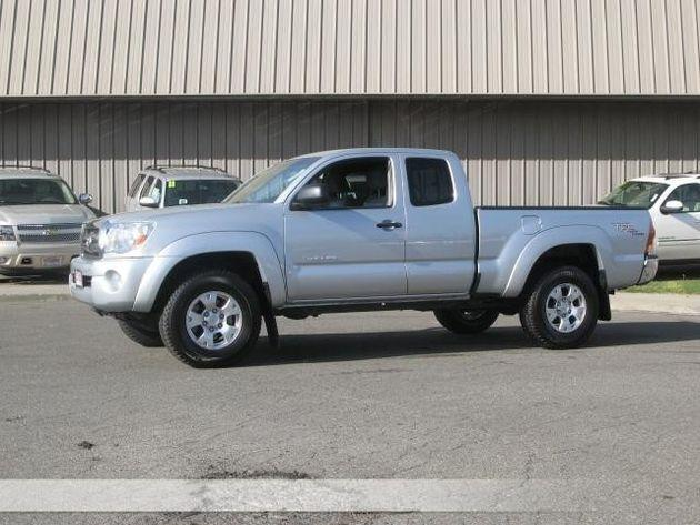 2008 toyota tacoma prerunner pickup for sale in woodland california classified. Black Bedroom Furniture Sets. Home Design Ideas