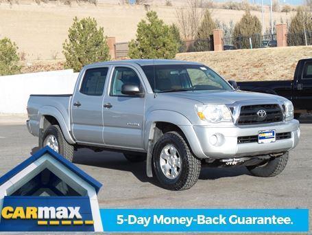2008 Toyota Tacoma PreRunner V6 4x2 PreRunner V6 4dr