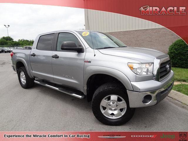 2008 Toyota Tundra 4 Dr Crewmax For Sale In Gallatin