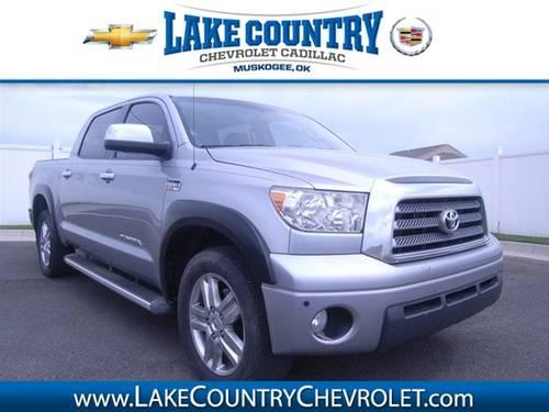2008 toyota tundra crew max limited for sale in bacone oklahoma classified. Black Bedroom Furniture Sets. Home Design Ideas