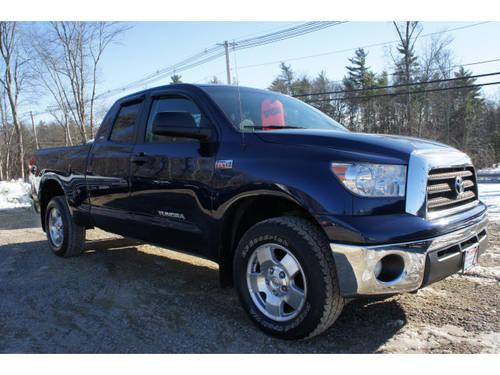 2008 toyota tundra double cab 4x4 sr5 for sale in raynham massachusetts classified. Black Bedroom Furniture Sets. Home Design Ideas