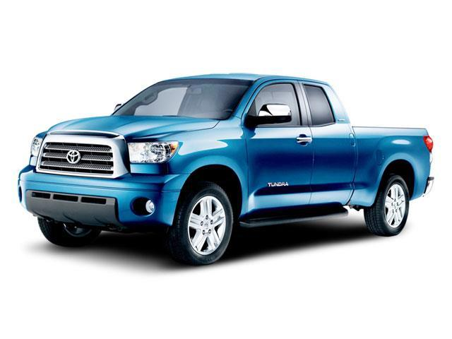2008 Toyota Tundra Limited 4x4 Limited 4dr CrewMax SB