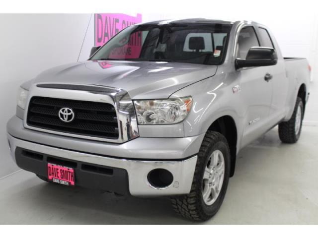 2008 Toyota Tundra SR5 4x4 SR5 4dr Double Cab SB (5.7L