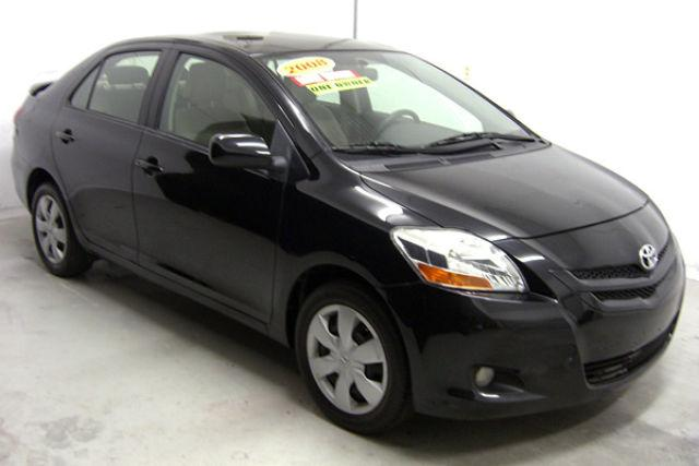 2008 toyota yaris for sale in lavonia georgia classified. Black Bedroom Furniture Sets. Home Design Ideas