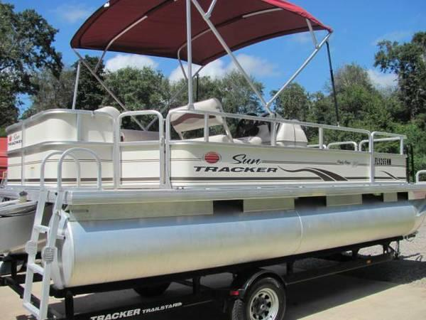 2008 Tracker Sun Tracker Base - Your Search is Over -