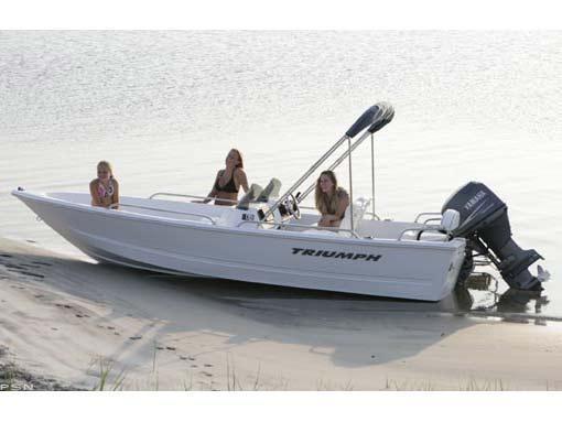 2008 Triumph Boats 170 DC