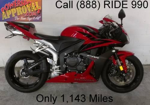 2008 used Honda CBR600RR crotch rocket for sale - u1427