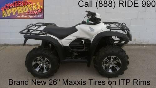 2008 used Honda Foreman 500 4WD ATV for sale - u1465 for ...