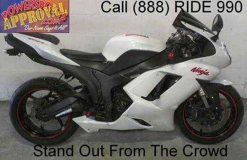 2008 used kawasaki ninja zx6r crotch rocket for sale u1513 for sale in sandusky michigan. Black Bedroom Furniture Sets. Home Design Ideas