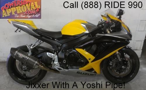 2008 used suzuki gsxr600 crotch rocket for sale u1691 for sale in sandusky michigan. Black Bedroom Furniture Sets. Home Design Ideas