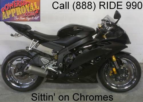 2008 used yamaha r6 crotch rocket for sale only 6 772 miles u1408 for sale in sandusky. Black Bedroom Furniture Sets. Home Design Ideas