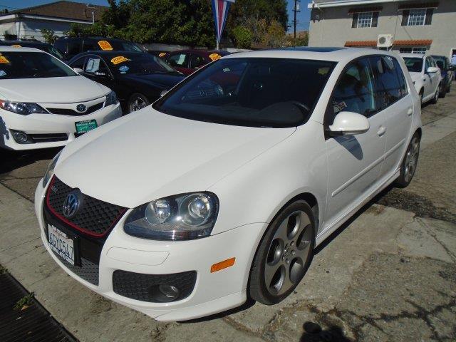 2008 Volkswagen GTI Base Base 4dr Hatchback 6A (ends