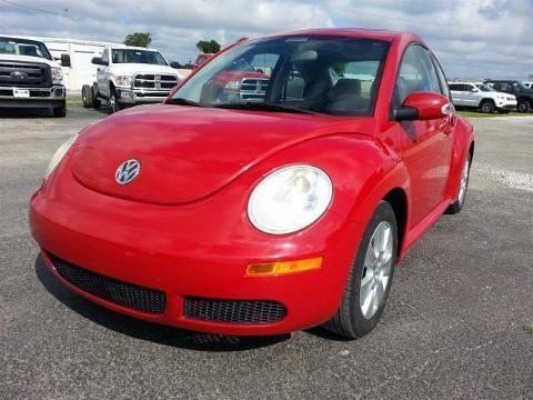 2008 Volkswagen New Beetle 2 Door Hatchback For Sale In