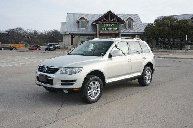 2008 volkswagen touareg 2 vr6 fsi weatherford tx for sale. Black Bedroom Furniture Sets. Home Design Ideas