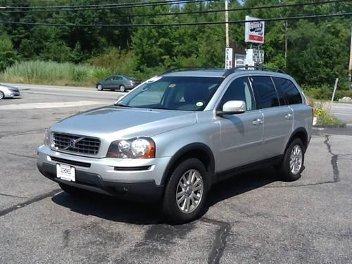2008 volvo xc90 sport utility i6 sunroof with dvd 3rd row for sale in brentwood new hampshire. Black Bedroom Furniture Sets. Home Design Ideas