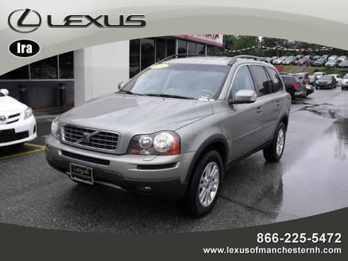 2008 volvo xc90 suv for sale in manchester new hampshire classified. Black Bedroom Furniture Sets. Home Design Ideas
