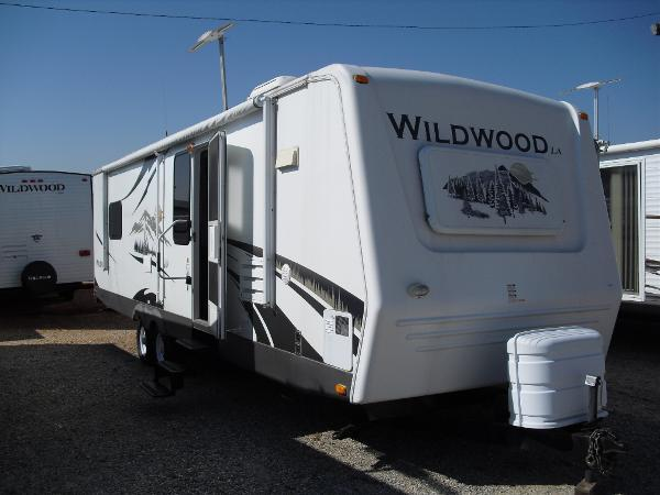 Review Wildwood Travel Trailers