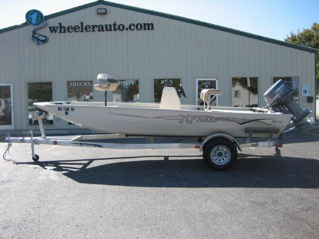 2008 xpress sv 18 center console fishing boat wheeler auto springfield mo for sale in. Black Bedroom Furniture Sets. Home Design Ideas