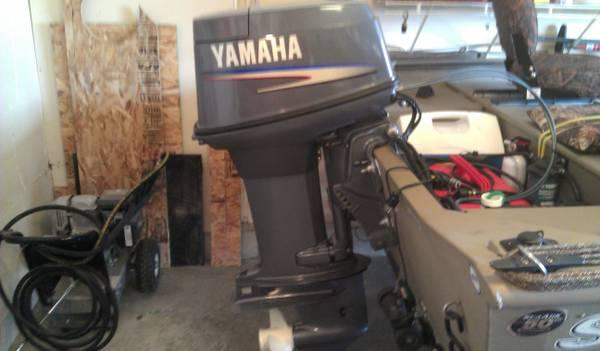 2008 yamaha 50 hp 2 stroke outboard forsale for sale in cedar rapids iowa classified. Black Bedroom Furniture Sets. Home Design Ideas