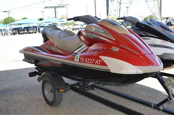 2008 yamaha fx cruiser sho for sale in san antonio texas