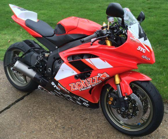 2008 yamaha r6 for sale in kirtland hills ohio classified. Black Bedroom Furniture Sets. Home Design Ideas