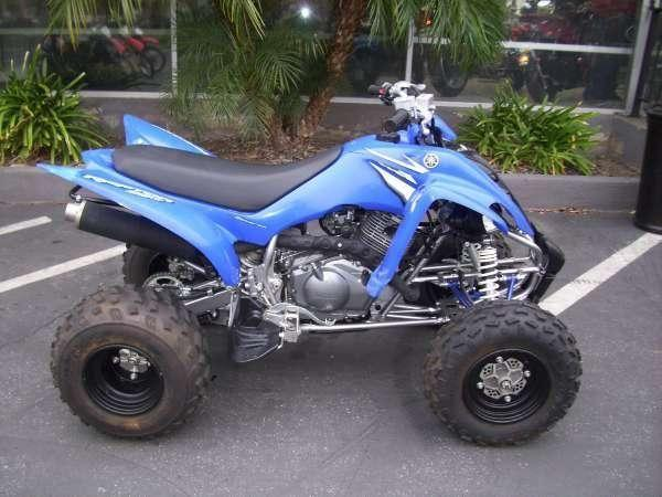 2008 Yamaha Raptor 350 For Sale In Ontario  California