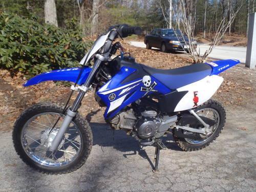 2008 yamaha ttr 110 for sale in tyngsboro massachusetts for Yamaha 110 atv for sale