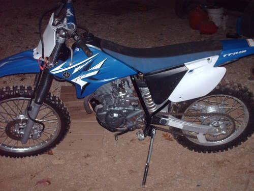 Yamaha Ttr 230 For Sale In Indiana Classifieds Buy And Sell