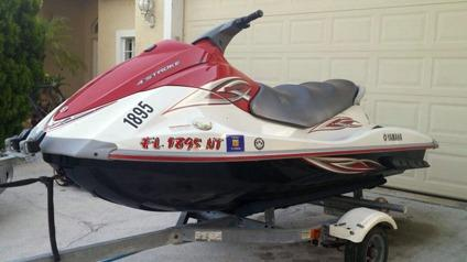 2008 yamaha wave runner vx sport jet ski for sale in lake for Yamaha jet ski dealer