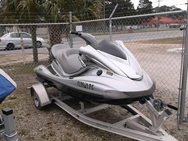 2008 Yamaha Waverunner - $8900