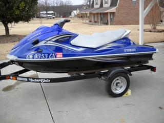 2008 yamaha waverunner vx deluxe 3 seater for sale in