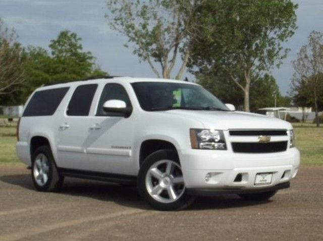 2008 chevrolet suburban 1500 lt for sale in vernon texas classified. Black Bedroom Furniture Sets. Home Design Ideas