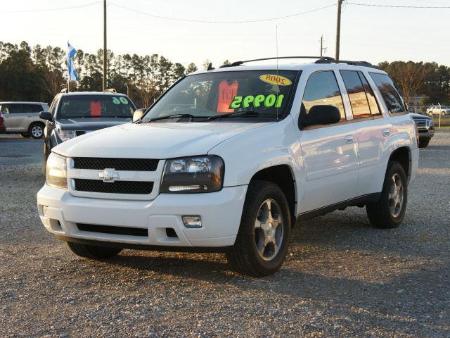 2008 chevrolet trailblazer lt for sale in princeton north carolina classified. Black Bedroom Furniture Sets. Home Design Ideas