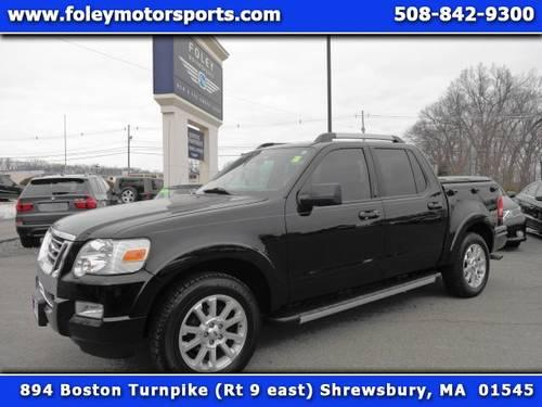 2008 ford explorer sport trac truck for sale in edgemere massachusetts classified. Black Bedroom Furniture Sets. Home Design Ideas