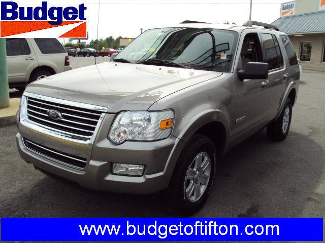 2008 ford explorer xlt for sale in tifton georgia classified. Black Bedroom Furniture Sets. Home Design Ideas