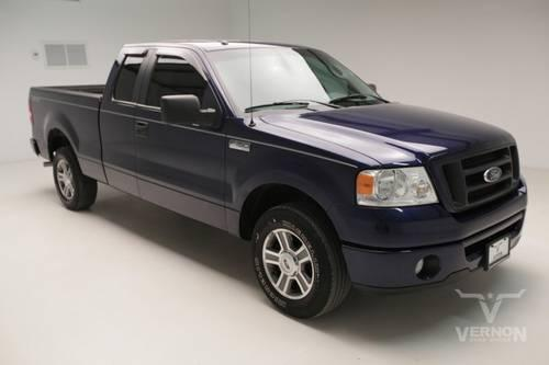 2008 ford f 150 pickup truck stx extended cab 2wd for sale in vernon texas classified. Black Bedroom Furniture Sets. Home Design Ideas