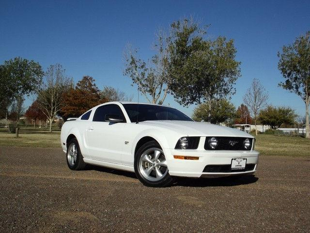 2008 ford mustang gt for sale in vernon texas classified. Black Bedroom Furniture Sets. Home Design Ideas