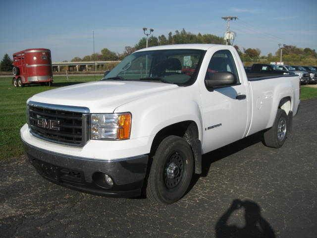 2008 gmc sierra 1500 sl for sale in bangor wisconsin classified. Black Bedroom Furniture Sets. Home Design Ideas