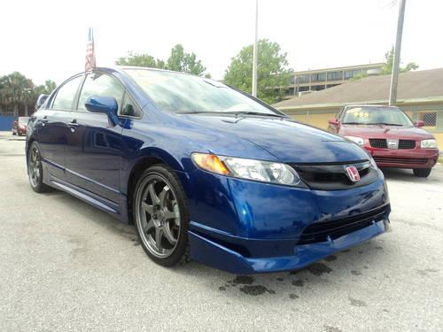 2008 honda civic si mugen for sale in florida www. Black Bedroom Furniture Sets. Home Design Ideas