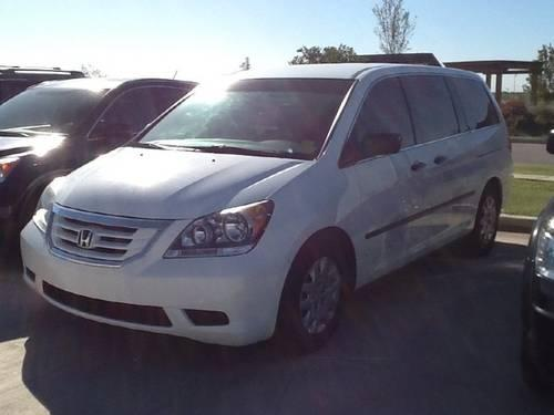 2008 honda odyssey minivan van 5dr lx for sale in ardmore oklahoma classified. Black Bedroom Furniture Sets. Home Design Ideas