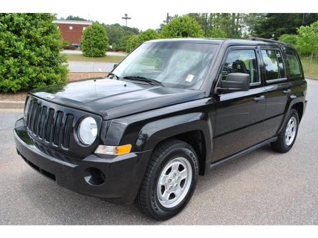 2008 jeep patriot sport for sale in canton georgia. Black Bedroom Furniture Sets. Home Design Ideas