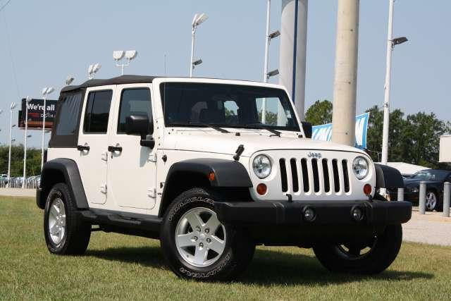 2008 jeep wrangler unlimited x for sale in dothan alabama classified. Black Bedroom Furniture Sets. Home Design Ideas