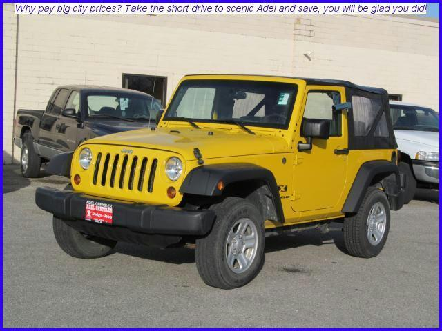 2008 jeep wrangler x for sale in adel iowa classified. Cars Review. Best American Auto & Cars Review