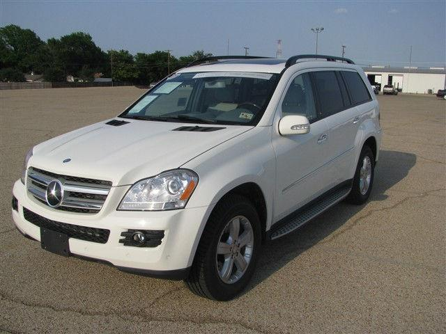 2008 mercedes benz gl class gl320 cdi 4matic for sale in for Mercedes benz gl class 2008 for sale