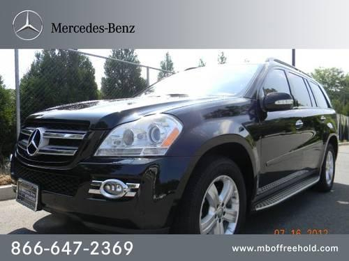 2008 mercedes benz gl class suv 4matic 4dr 4 6l for sale for Mercedes benz suv 2008 for sale