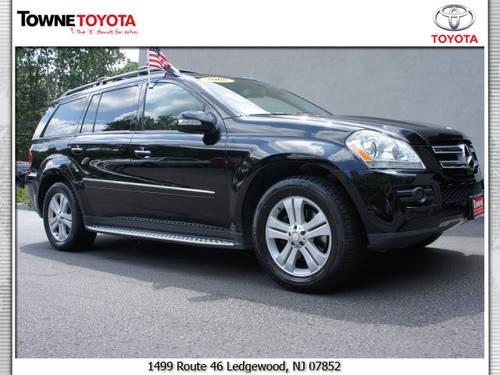 2008 Mercedes Benz Gl Class Suv 4x4 Gl450 For Sale In