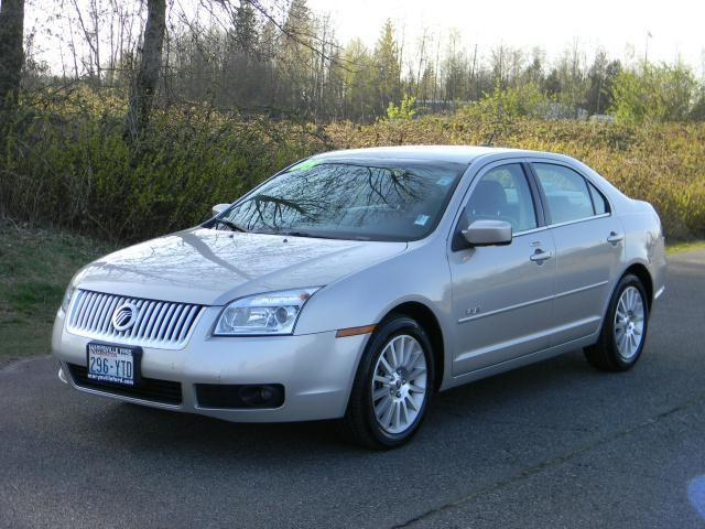 2008 mercury milan v6 premier for sale in marysville. Black Bedroom Furniture Sets. Home Design Ideas