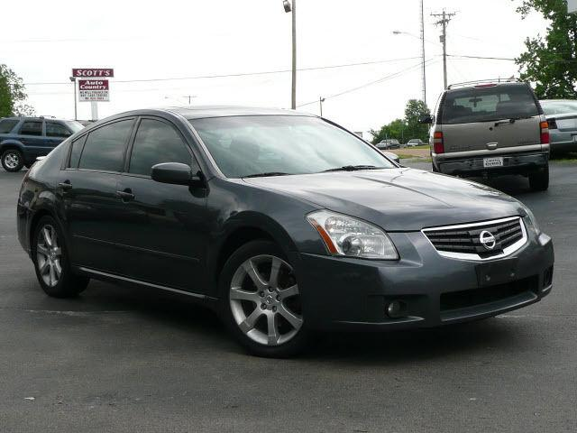 2008 nissan maxima sl for sale in murray kentucky classified. Black Bedroom Furniture Sets. Home Design Ideas